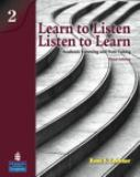 Learn to Listen, Listen to Learn 2 3rd Edition