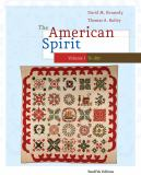The American Spirit 12th Edition