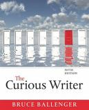 The Curious Writer 5th Edition