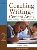 Coaching Writing in Content Areas 9780132690041