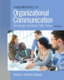 Fundamentals of Organizational Communication 9th Edition