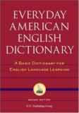 Everyday American English Dictionary 9780658010088