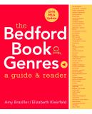 The Bedford Book of Genres with 2016 MLA Update