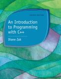 An Introduction to Programming with C++ 8th Edition