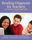 Reading Diagnosis for Teachers 6th Edition