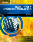 Security+ Guide to Network Security Fundamentals 9781111640125