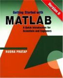 Getting Started with MATLAB 9780195150148