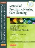 Manual of Psychiatric Nursing Care Planning 5th Edition