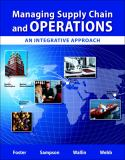 Managing Suppply Chain and Operations 1st Edition