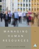 Managing Human Resources 11th Edition