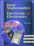 Basic Mathematics for Electricity and Electronics 9780028050232