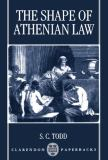 The Shape of Athenian Law 9780198150237