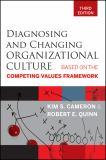 Diagnosing and Changing Organizational Culture 3rd Edition