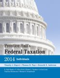 Prentice Hall's Federal Taxation 2014 Individuals 9780133450279