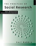 The Practice of Social Research 9780534620288