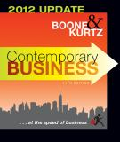 Contemporary Business 2012 9781118010303
