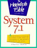 The Macintosh Bible Guide to System 7.1 9781566090308