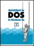 QuickStart to DOS in Windows 9X 9781576760321