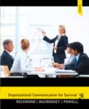 Organizational Communication for Survival 5th Edition