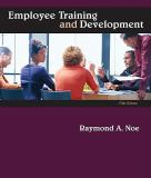 Employee Training and Development 5th Edition
