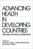 Advancing Health in Developing Countries 9780865690349