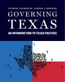 Governing Texas 1st Edition