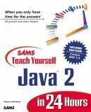 Java in 24 Hours 9780672320361