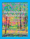 Developmental Math 3rd Edition