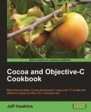 Cocoa and Objective-C Cookbook 9781849690386