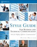 Style Guide 5th Edition