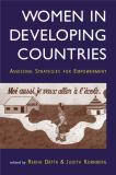 Women in Developing Countries 9781588260390