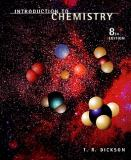 Introduction to Chemistry 8th Edition