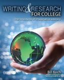 Writing and Research for College 2nd Edition