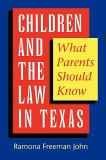 Children and the Law in Texas 9780292740518