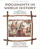 Documents in World History 9780321100542