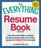 The Everything Resume Book 4th Edition