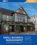Small Business Management 9781426630569