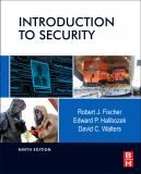 Introduction to Security 9th Edition
