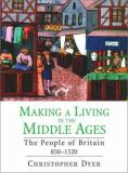 Making a Living in the Middle Ages 9780300090604