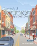 Essentials of Sociology Plus NEW MySocLab with Pearson EText -- Access Card Package 9780133810608