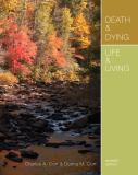 Death and Dying, Life and Living 9781111840617