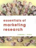 Essentials of Marketing Research (with Qualtrics Printed Access Card) 9781133190646