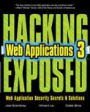 Hacking Exposed Web Applications 9780071740647