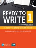 Ready to Write 1 4th Edition