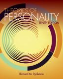 Theories of Personality 9781111830663