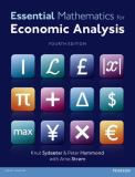 Essential Mathematics for Economic Analysis 4th Edition