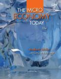 The Micro Economy Today with Connect Plus 13th Edition