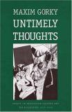 Untimely Thoughts 9780300060690