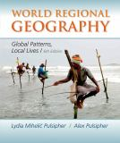 World Regional Geography 9781464110702
