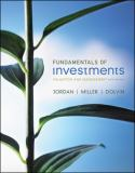 Fundamentals of Investments 6th Edition